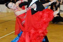 DanceSport / Competitive Ballroom Dancing