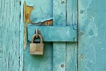 Blue / by Gerie Visser