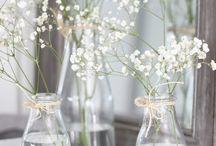 Koristelu/kukka-asetelmat