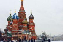 Travelling Around Russia