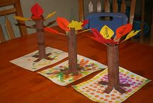 School Stuff-Thanksgiving / by Amy Drillette