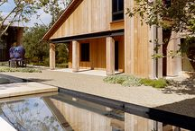 Wood architect modern