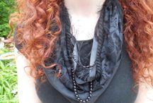 Scarves & Jewellery