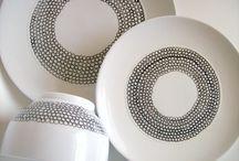 INSP ▲ porcelain clay cement / by Helle Melgaard Gregersen