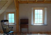 strawbale / earthen structures. alternative spaces.