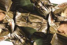Shrimp Tamales Lent / Lent Tamales