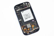 Sustitución del panel frontal del Samsung Galaxy S3 / Para sustituir el panel frontal del Galaxy S3 siga los pasos de la reparación.