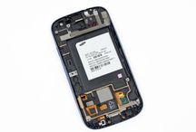 Hvordan bytte Galaxy S3 frontpanel?