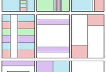 Modern pieced quilt backingpieced quilt backing
