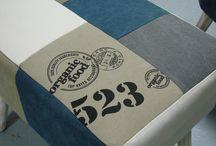Kolekcja Bos / Bos to propozycja dla osób, które lubią niebanalne rozwiązania i niestandardowe kształty. Kolekcja Bos w stylu vintage jest w stonowanych kolorach. Połączenie złamanej bieli i brązów  oraz odcieni zielonego i niebieskiego daje niepowtarzalny efekt świeżości i elegancji. Wygoda i funkcjonalność przy jednocześnie doskonałym wzornictwie to najważniejsze cechy tej kolekcji.