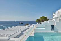 It's All Greek...and Lebanese / #Architecture #boutiquehotel #Greece #ContemporaryGreekArchitecture #ContextualImmersion #GalalMahmoud #GMArchitects #GreekArchitecture #LebaneseArchitect #LuxuryGreekHotel #LuxuryGreekHotels #MyconianAmbassadorHotel #RelaisandChateaux #TheMyconianAmbassadorHotel #DesignLifeNetwork #DLN #BillIndursky
