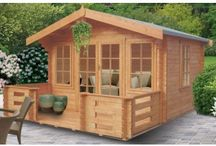 Log Cabins / Our Range of Log Cabins