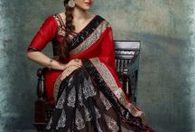 Designer Sarees / These attractive saree will surely fetch you compliments for your rich sense of style.