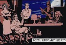 Repo! The Genetic Opera Comic