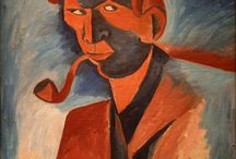 Czech Modern Painters / Czech Modern Painters and their Masterpieces (1890-1939)