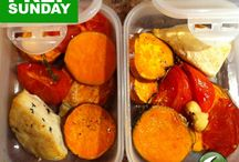 Healthy lifestyle: Meal Prep