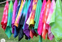 Fabric - dyeing, painting, printing, stamping...