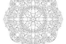 SZTUKA_Mandala -Symbolika Chrześcijańska