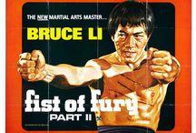 Bruceploitation & Kung Fu Movie