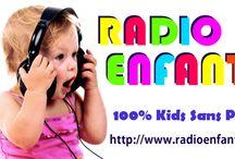 Radio Enfant / La radio des enfants 100% comptines & mélodies sans publicités http://www.radioenfant.com
