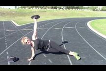 Sandbell and Kettlebell Workouts  / by Chris Riharb