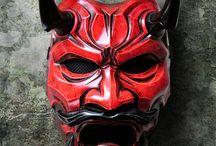 Máscaras / Mask