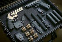 Guns, Guns, Guns...