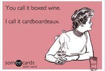 Booze... :)