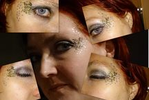 Eye designs / Eye designs, make up and face paint