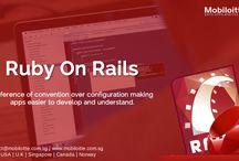 Ruby on Rails Development - Mobiloitte