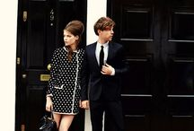 FASHION- Couples / his/her stylish couple photos