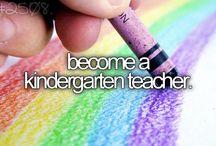 Kindergarten all over again(: