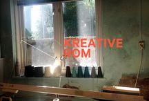 Kreative rom & kreative mennesker