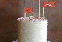 Birthday Cake Male