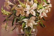 Flowers / Silvana's artworks