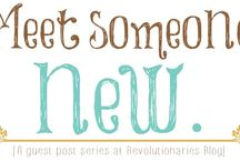 Revolutionaries: Meet Someone New Series