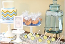 Baby Shower Ideas / by Brenda Fly