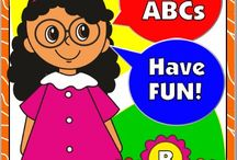ABC FUN PACK / Learning the alphabet can be fun, and teaching the alphabet has never been easier. And these activities aren't just for those learning English as a first language; ESL learners can benefit, too! When students have mastered the alphabet, they can move on to spelling games and even work on learning better vocabulary and writing skills. Learning language arts can be so much easier when students have interesting, fun ways of learning. http://eslchallenge.weebly.com/abc-fun.html