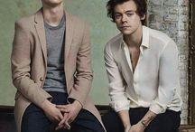 Harry e Fionn