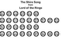 Ocarina sheet music