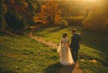 Beautiful Nature and Weddings / Wonderful wedding day photography amongst beautiful nature scenery.