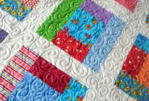 Quilting Ideas / by Amy Beaune