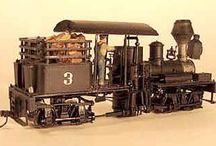 N Scale Steam Locomotives / by Heinrich Wilhelm
