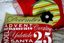 Christmas / Christmas ideas, crafts, graphics and decorations. / by Ann Goodwin