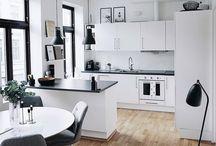 Inspiration - Küchengestaltung / Bekanntlich geht die Liebe durch den Magen. Und wo, wenn nicht in der Küche, hat alles seinen Ursprung. Die Küche ist oft das Herzstück eines Hauses und ist der Treffpunkt der ganzen Familie.