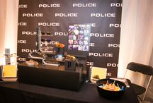 POLICE at the MOBO Awards / Here are some exclusive back-stage photos from the 19th MOBO Awards