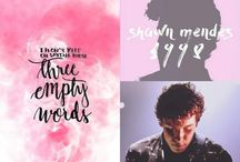 Shawn Mendes   / My own compilation