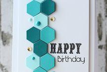Cards - happy birthday