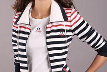 Damenmode Sommer 2017 / Ob maritime Bekleidung, ausgefallene Damenmode, sportliche Mode oder moderne Trends, lassen Sie sich von der Damenmode inspirieren.