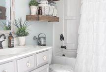 Bathroom Ideas / by Kat McCurdy